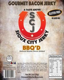 BBQ Bacon Jerky