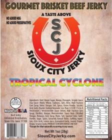 Tropical Cyclone Beef Jerky