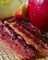 Apple Woods Bacon Jerky