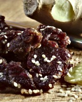 Korean Recipe Beef Jerky