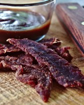 Smoked Up BBQ Beef Jerky